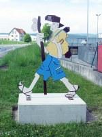 Pilgerstatue